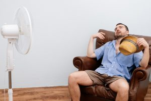 warm-man-with-fan